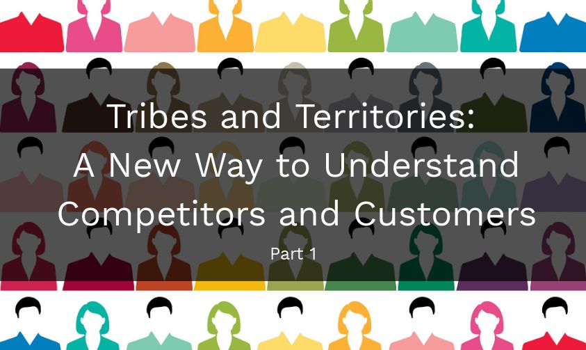 Tribes and Territories: Beyond Competitive Mapping